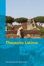 Thesaurus Latinus