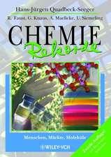 Chemie–Rekorde: Menschen, Märkte, Moleküle