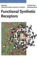 Functional Synthetic Receptors