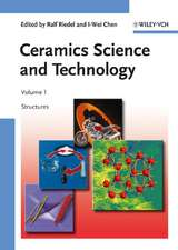 Ceramics Science and Technology, Volume 1: Structures