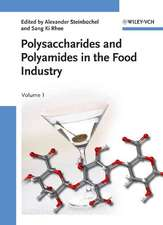 Polysaccharides and Polyamides in the Food Industry: Properties, Production, and Patents