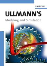 Ullmann′s Modeling and Simulation