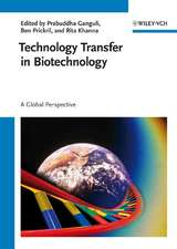 Technology Transfer in Biotechnology: A Global Perspective