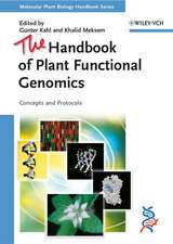 The Handbook of Plant Functional Genomics: Concepts and Protocols