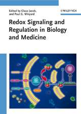 Redox Signaling and Regulation in Biology and Medicine