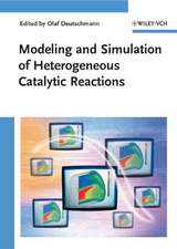 Modeling and Simulation of Heterogeneous Catalytic Reactions: From the Molecular Process to the Technical System