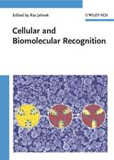 Cellular and Biomolecular Recognition: Synthetic and non–Biological Molecules