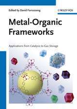 Metal–Organic Frameworks: Applications from Catalysis to Gas Storage