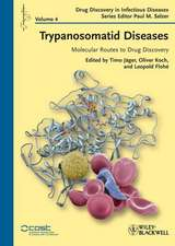 Trypanosomatid Diseases: Molecular Routes to Drug Discovery