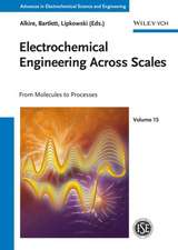 Electrochemical Engineering Across Scales: From Molecules to Processes