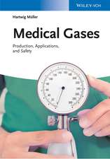 Medical Gases: Production, Applications, and Safety