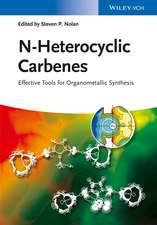 N–Heterocyclic Carbenes: Effective Tools for Organometallic Synthesis