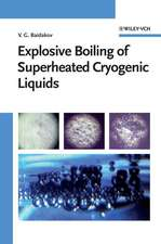 Explosive Boiling of Superheated Cryogenic Liquids