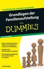 Grundlagen der Familienaufstellung für Dummies Pocketbuch