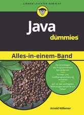 Java Alles–in–einem–Band für Dummies
