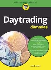 Day Trading fur Dummies