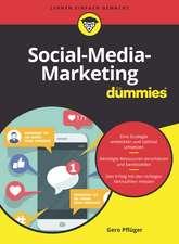 Social–Media–Marketing für Dummies