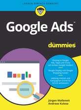 Google Ads fur Dummies