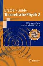 Theoretische Physik 2: Elektrodynamik und spezielle Relativitätstheorie