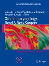 Otorhinolaryngology, Head and Neck Surgery