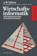 Übungsbuch Wirtschaftsinformatik: Informationssysteme im Industriebetrieb