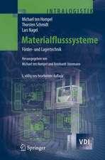 Materialflusssysteme: Förder- und Lagertechnik