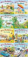 Pixis neue Sticker-Bücher (8x1 Exemplar)