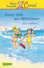Conni reist ans Mittelmeer