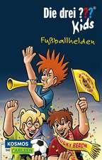Die drei ??? Kids 59: Fußballhelden (drei Fragezeichen)