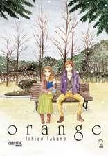 Orange, Band 2