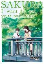Sakura - I want to eat your pancreas 2