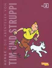 Tim und Struppi Kompaktausgabe 02