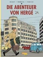 Die Abenteuer von Hergé - Neuausgabe