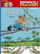 Spirou Spezial 07: Onkel Ottos Testament