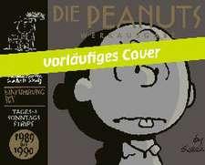 Peanuts Werkausgabe 20. 1989-1990