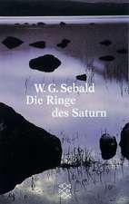 Die Ringe Des Saturn = Contemporary German Lit:  Und Andere Ausgewahlte Prosa. Franz Kafka