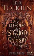Die Legende von Sigurd und Gudrún