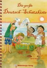 Die große Deutsch-Schatzkiste. 1. - 4. Schuljahr