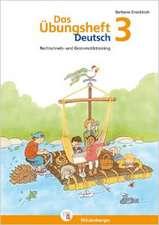 Das Übungsheft Deutsch 3