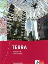 TERRA Themenband Deutschland Bundesausgabe. Schülerbuch Sekundarstufe II
