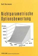 Nichtparametrische Optionsbewertung