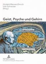 Geist, Psyche Und Gehirn:  Aktuelle Aspekte Der Kognitionsforschung, Philosophie Und Psychopathologie