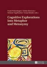Cognitive Explorations Into Metaphor and Metonymy:  Der Konflikt Der Modernen Kultur Und Momente Der Affirmation Bei Luigi Pirandello Und Eugene O'Neill