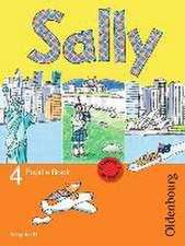 Sally 4. Schuljahr. Pupil's Book. Ausgabe D für alle Bundesländer außer Nordrhein-Westfalen - Englisch ab Klasse 1