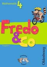 Fredo & Co A 4. Schuljahr.  Schülerbuch