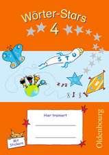 Wörter-Stars 4. Schuljahr. Übungsheft