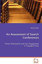 An Assessment of Search Conferences