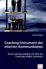 Coaching-Instrument der internen Kommunikation