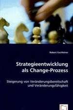 Strategieentwicklung als Change-Prozess