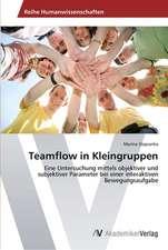 Teamflow in Kleingruppen